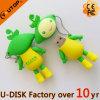 Memoria Flash educacional del USB del PVC de la aduana para los padres (YT-JL)