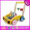BABY-Wanderer-Spielzeug des neuen Baumuster-2016 Multifunktions, hölzerner Baby-Wanderer, populärer Baby-Schlag-Musik-Wanderer W16e022