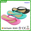 Flops Flip PVC повелительниц ботинка пляжа лета плоские (RW28276)