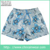 Fashional Printed Board Shorts dos homens com Polyester Fabric
