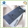 ¡2015 caliente! Etiqueta de papel de encargo de la ropa de la etiqueta de la caída de la impresión (JP-HT005)