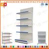 Único Shelving de parede de aço personalizado tomado o partido Manufactured do supermercado (Zhs588)
