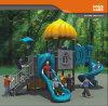 Campo da gioco per bambini esterni di piccola serie del castello di Kaiqi (KQ10036A)