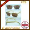 Occhiali da sole di legno di bambù polarizzati alta qualità Handmade