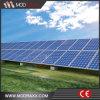 Estructuras de montaje de aluminio de tierra solares de la potencia verde (XL204)