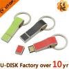 Movimentação nova do flash da vara da memória do USB do couro da forma do assobio (YT-5119)