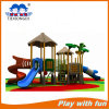 Equipamento ao ar livre do campo de jogos do divertimento