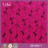 Litaの流行の綿のナイロンレースファブリック