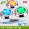 36W RGB Licht van de Techniek van het Water van de Kreek van de Tuin Lichte, Vierkante
