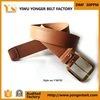 Mens Leather Waist Belt per Belt italiano Buckle