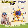 2015 het Speelgoed van de bouw zelf-assembleert het Stuk speelgoed van de Intelligentie in het Wiel van de Hemel