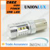 Alto potere 22W 1156 di SMD+CREE Chip 1157 Socket LED Auto Car Brake Light Lamp Bulb Ux-7g-1156hw-Cr-22W