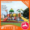 Campo de jogos ao ar livre ajustado do jogo comercial dos miúdos do parque de diversões