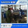 Gas del CNC del pórtico/cortadora del plasma Lms2016