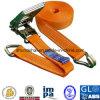 Alta qualità Cargo Lashing Straps con il CE GS CCS Certificate di TUV