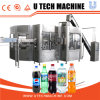 自動Soft Drink Filling MachineかSoda Water Filling Machine
