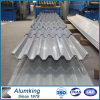 5052 Aluminum ondulato Sheet/Plate per Constructions Uses