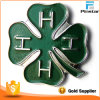 4-H Club CloverアイルランドのFour Leaf Clover Lapel Pin