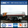HOWO 20m3 Carbon Steel Water Tanker