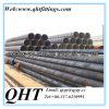 Tubulação de aço recozida preta de SSAW ERW