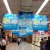 Supermarket를 위한 Hotsale Indoor Hanging Poster