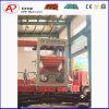 La mejor máquina de fabricación de ladrillo Quemar-Libre automática del bloque de la calidad de China por completo