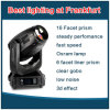 Estágio Lighting Service 10r Beam Light Moving Head
