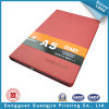 Personalizado Red Paper Writing Notebook