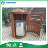 Cheap Factory Price 심천 Manufacturer (FY-182GD)를 가진 좋은 Quality Outdoor Wood Recycle Bin