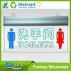 Professionele LEIDEN van de Markering van het Toilet van de Milieubescherming Acryl Licht Teken