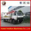 Caminhão do guindaste de Dongfeng 10ton/10t XCMG