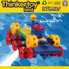 Giocattoli di plastica della particella elementare dei bambini del giocattolo di formazione del mini robot di DIY