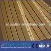 会議室の装飾の木製の材木の音響パネル