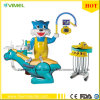 Equipo dental dental de la unidad A8000-Ib del cabrito de los niños