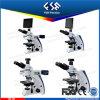 Microscópio do laboratório de FM-159 Trinocular para a medicina e a indústria