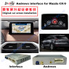 Carro Android Interface Box para Mazda Cx-9 com Andrews Navigation Multimedia Video 3G WiFi