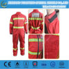 100%Polyester, материал 100% полиэфира и тип Reflectante Fr Overoles Coverall