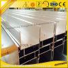 6000series anodisés nettoient la porte coulissante en aluminium de profil en aluminium