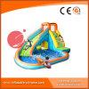 Скольжение малыша Inflatation множественное с бассеином T11-302