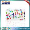 carte sans contact d'IDENTIFICATION RF de carte sèche d'IDENTIFICATION RF de taille personnalisée par 13.56MHz programmable