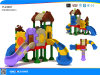Kind-Plastikplättchen-Vergnügungspark-Spielplatz (YL24487)
