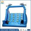 Diapositiva inflable al aire libre grande del juguete de Jumpimg del juego de los niños
