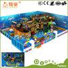 Pièce vilaine drôle molle d'intérieur de jouets de parc d'attractions de cour de jeu d'océan de la CE