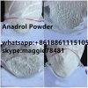 Tabuleta Anadrol-50 esteróide da hormona do andrógeno oral