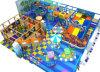 Apparatuur van de Speelplaats Themed van kinderen de Ruimte Binnen