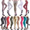 Lámina para gofrar caliente olográfica para los pantalones de Legging de las mujeres