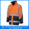 Куртки видимости нестандартной конструкции продукт безопасности высокой отражательный