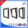 Cadre de fenêtre en aluminium / aluminium avec série 60/70/80/100/120/150