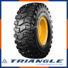 Neumáticos radiales del cargador OTR de la rueda del motor del triángulo (23.5R25)