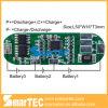 PCM 3s 11.1V van Smartec Raad van de Batterij BMS de Li-Ionen Li-Po